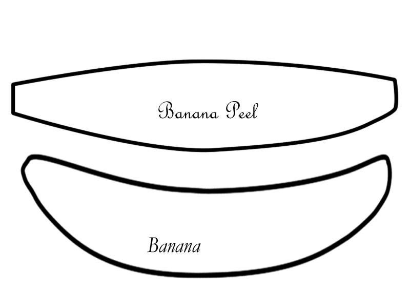Banana Split Template