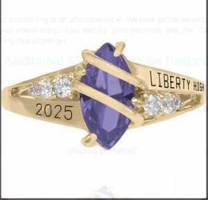 My favorite ring for girls they have! I want this one for myself. >.>