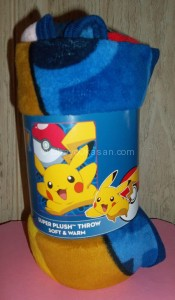 The Northwest Company - Pikachu Throw Blanket