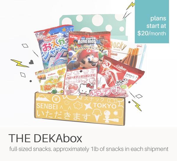 Skoshbox DEKAbox