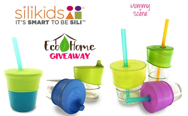 Eco-Home Giveaway - Silikids