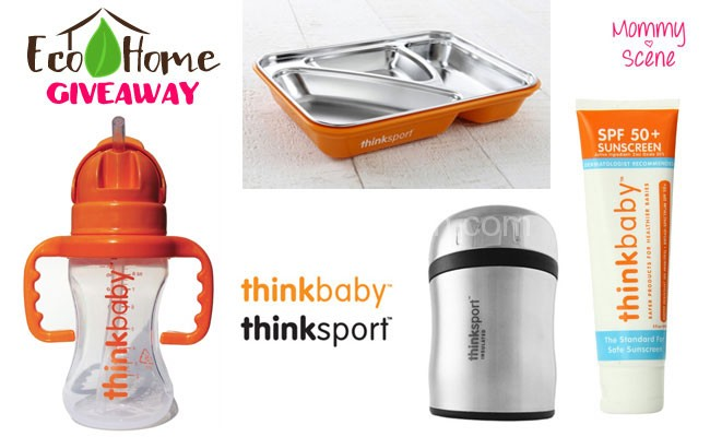 Eco-Home Giveaway - Thinkbaby and Thinksport