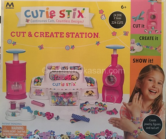 Cutie Stix Cut & Create Station