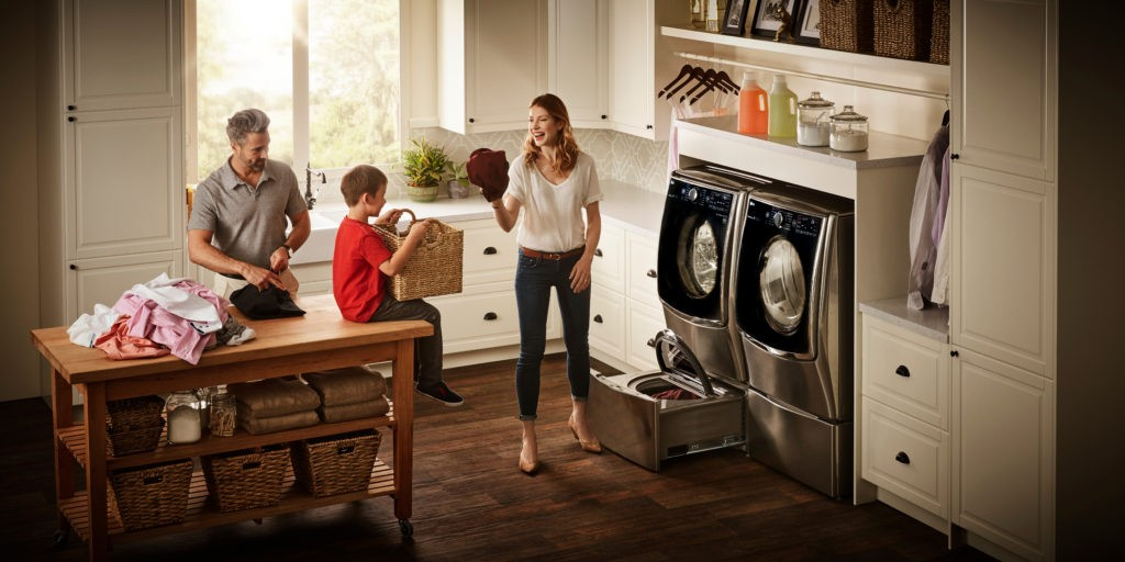 LG Laundry Solutions - LG Twin Wash