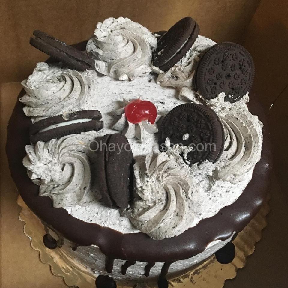 my birthday cake,