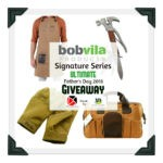 Bob Vila Signature Series Father's Day Giveaway ~ (Ends 6/17) @bobvilaproducts @SMGurusNetwork