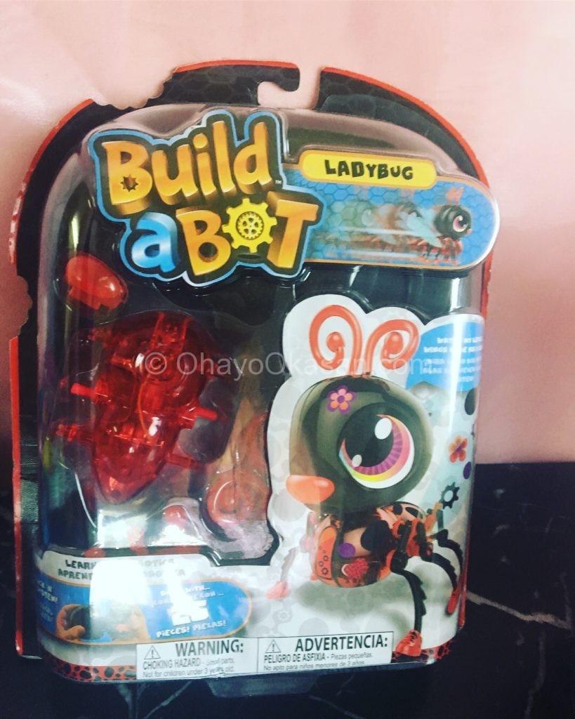 Build a Bot - Ladybug