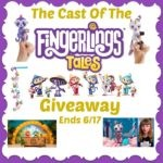 Cast Of The Fingerlings Tales Giveaway