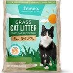 Frisco All Natural Grass Clumping Cat Litter – #ChewyInfluencer