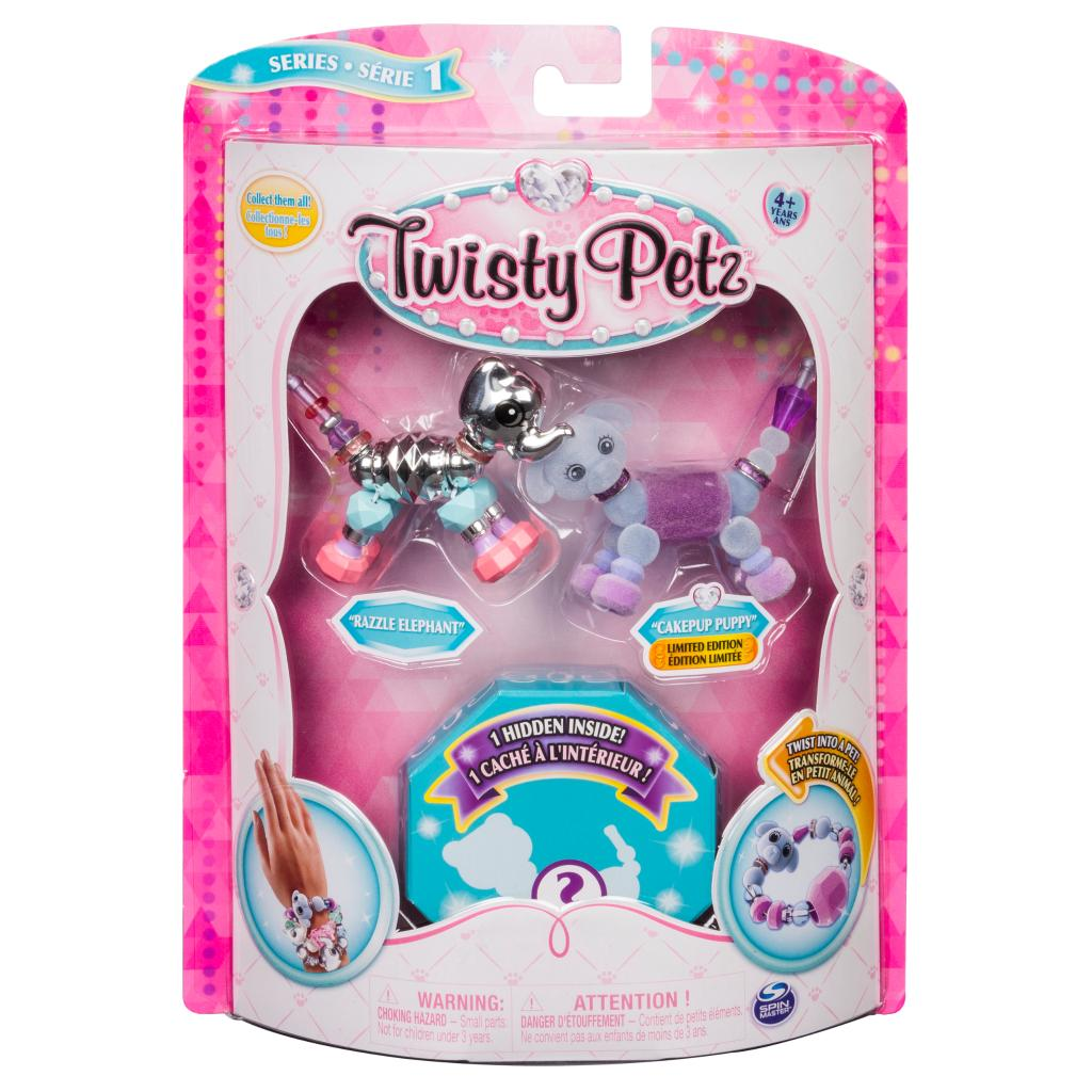 SpinMaster Twisty Petz