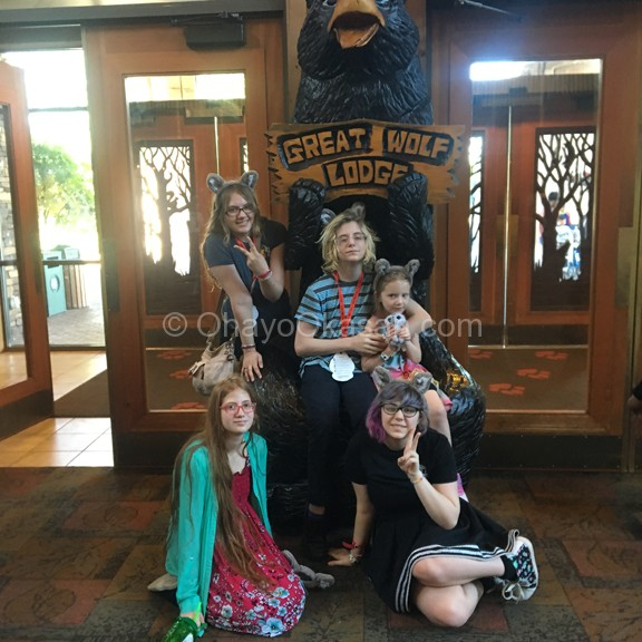 Great Wolf Lodge Vacation